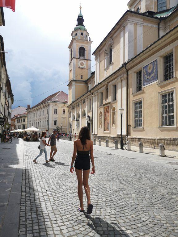 Slowenien Ljubljana