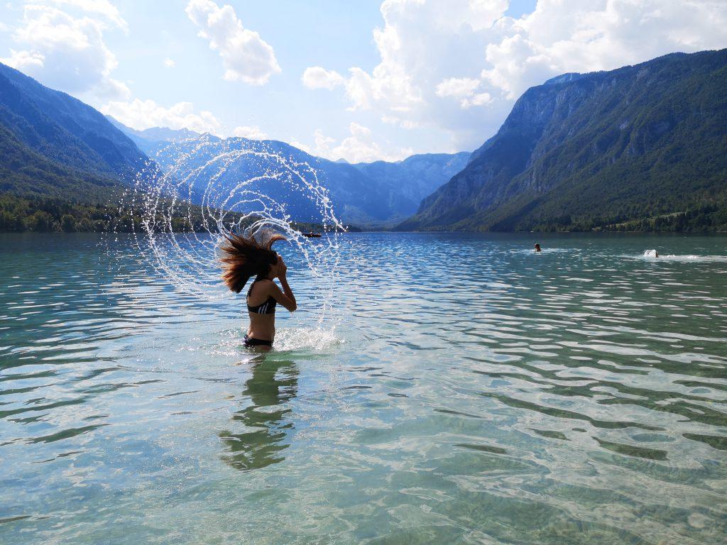 Slowenien Lake Bohinj