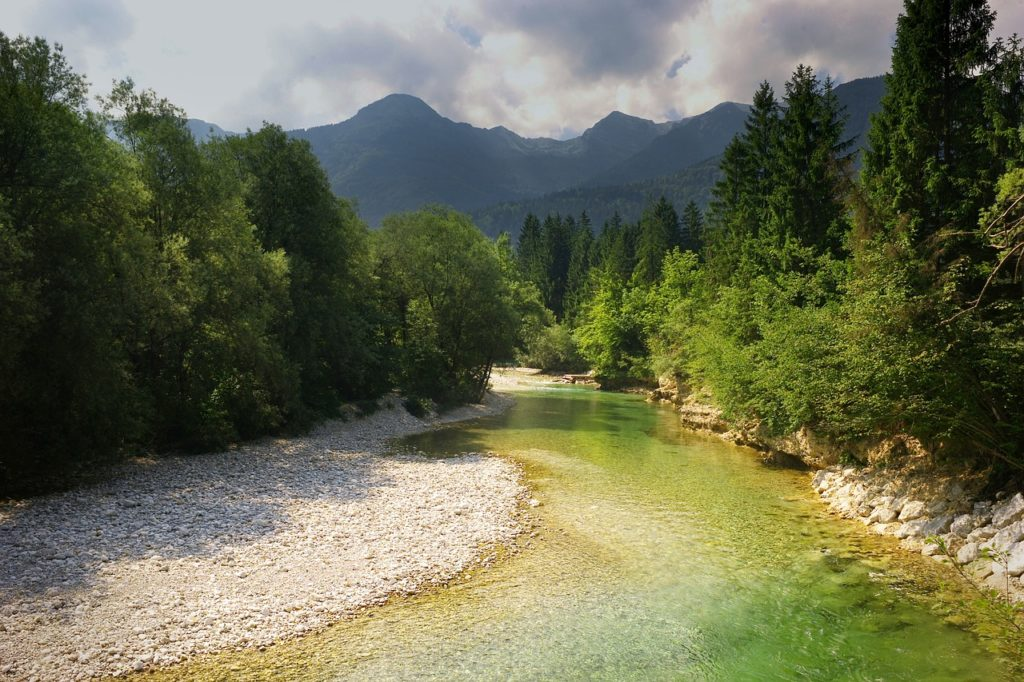 Slowenien Triglav Nationalpark