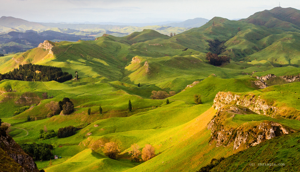 Te Mata Peak Hawkes Bay CREDIT Chris Gin CC-BA-NC-ND 2.0