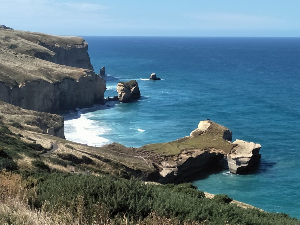 Tunnel Beach Dunedin CREDIT Rachael CC 2.0