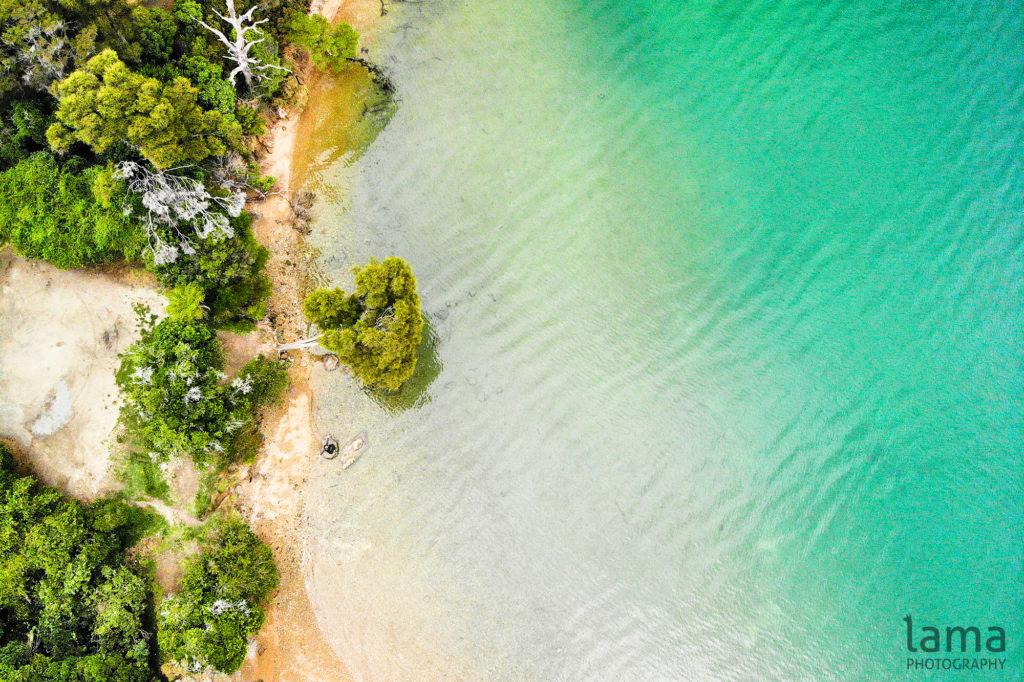 Aussie Bay Marlborough Sounds Manuel Langer