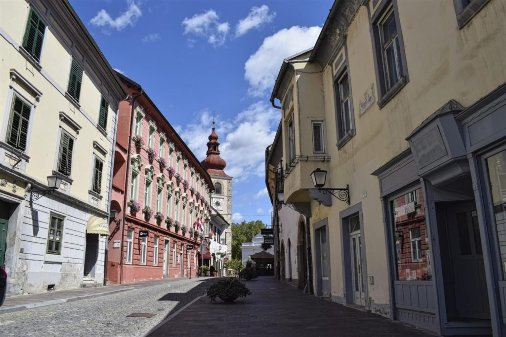 Slowenien Highlight Ptuj