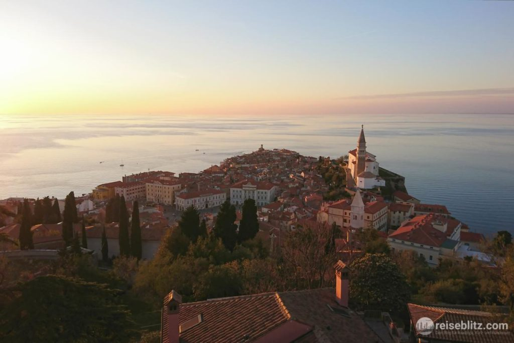 Slowenien Piran CREDIT Reiseblitz.com