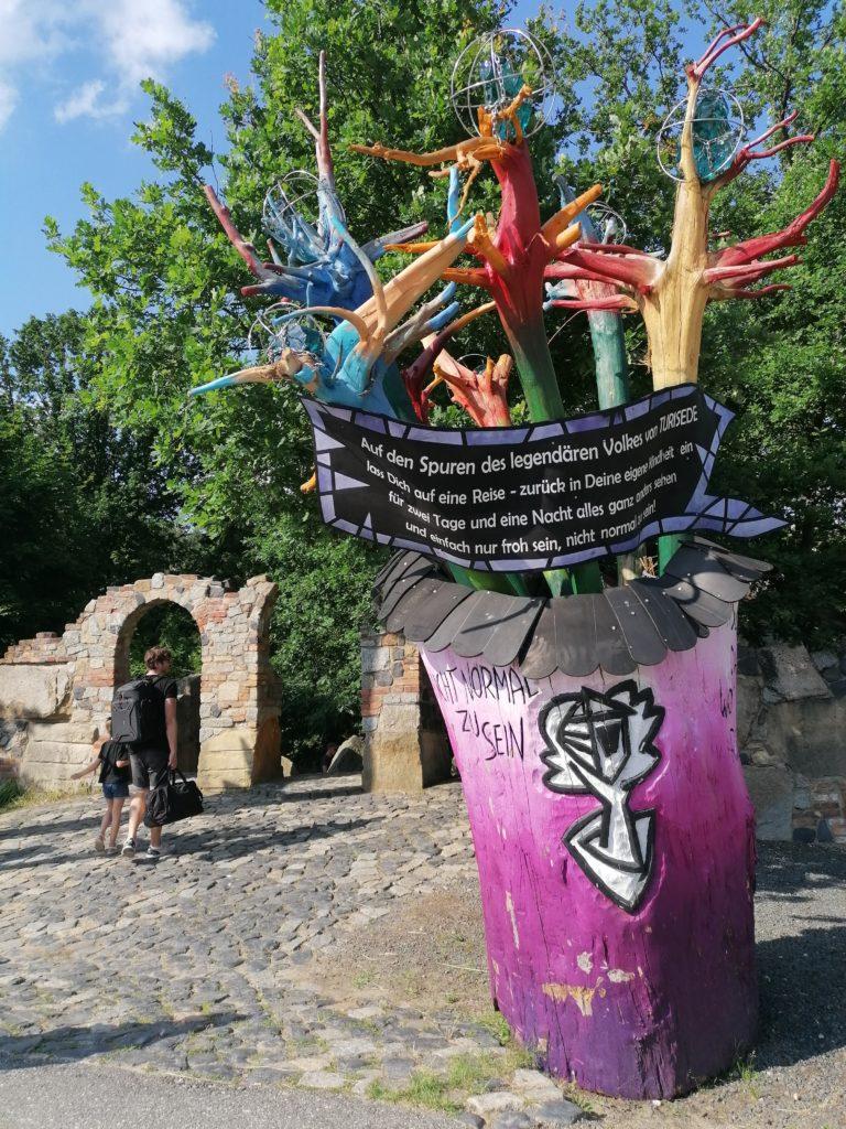 Kulturinsel Einsiedel Turi Sede